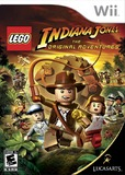 Lego Indiana Jones: The Original Adventures (Nintendo Wii)