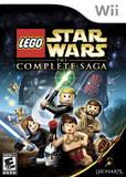 Lego Star Wars: The Complete Saga (Nintendo Wii)