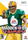 Madden NFL 09: All-Play (Nintendo Wii)