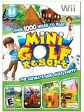 Mini Golf Resort (Nintendo Wii)
