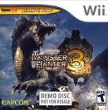 Monster Hunter 3 -- Demo (Nintendo Wii)