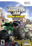 Monster Jam: Urban Assault (Nintendo Wii)