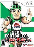 NCAA Football 09: All-Play (Nintendo Wii)