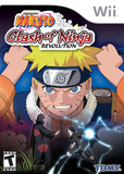 Naruto: Clash of Ninja Revolution (Nintendo Wii)