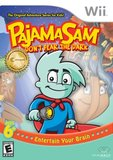 Pajama Sam: Don't Fear the Dark (Nintendo Wii)