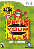 Press Your Luck -- 2010 Edition (Nintendo Wii)