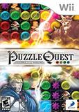 Puzzle Quest: Challenge of the Warlords (Nintendo Wii)