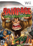 Rampage: Total Destruction (Nintendo Wii)