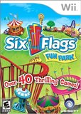 Six Flags: Fun Park (Nintendo Wii)