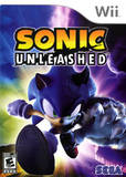 Sonic: Unleashed (Nintendo Wii)