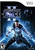 Star Wars: The Force Unleashed II (Nintendo Wii)