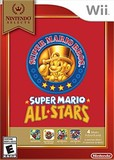 Super Mario All-Stars -- Nintendo Selects (Nintendo Wii)