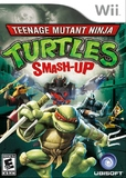 Teenage Mutant Ninja Turtles: Smash-Up (Nintendo Wii)