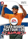 Tiger Woods PGA Tour 09: All-Play (Nintendo Wii)