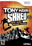 Tony Hawk: Shred (Nintendo Wii)