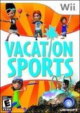 Vacation Sports (Nintendo Wii)