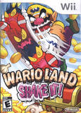 Wario Land: Shake It! (Nintendo Wii)