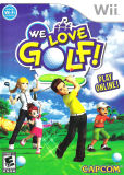 We Love Golf! (Nintendo Wii)
