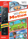 Wii Play Motion -- Wii Remote Plus Bundle (Nintendo Wii)