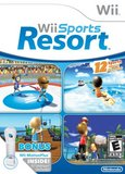 Wii Sports Resort -- MotionPlus Bundle (Nintendo Wii)