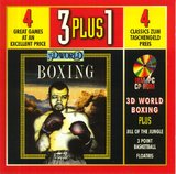 3 Plus 1: 3D World Boxing + 3 Games (PC)