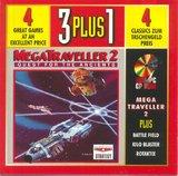 3 Plus 1: MegaTraveller 2 + 3 Games (PC)