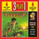 3 Plus 1: Special Forces + 3 Games (PC)