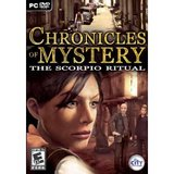 Chronicles of Mystery: The Scorpio Ritual (PC)