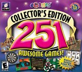Collector's Edition: 251 Awesome Games! (PC)