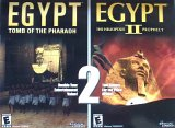 Egypt 1156 B.C.: Tomb of the Pharaoh / Egypt II: The Heliopolis Prophecy (PC)
