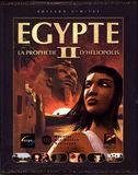 Egypte II: La Prophetie d'Heliopolis (Edition Limitee) (PC)