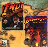 Indiana Jones and the Last Crusade/Fate of Atlantis (PC)