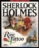 Lost Files of Sherlock Holmes: The Case of the Rose Tattoo, The (PC)