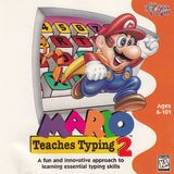 Mario Teaches Typing 2 (PC)