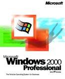Microsoft Windows 2000 Professional (PC)