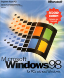 Microsoft Windows 98 -- Second Edition (PC)