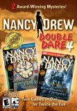 Nancy Drew Double Dare 4: Secret of the Old Clock/Last Train to Blue Moon Canyon (PC)
