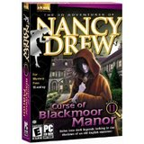 Nancy Drew Mystery 11: Curse of Blackmoor Manor (PC)