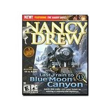 Nancy Drew Mystery 13 Featuring the Hardy Boys: Last Train to Blue Moon Canyon (PC)