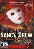 Nancy Drew Mystery 14: Danger by Design (PC)