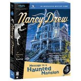 Nancy Drew Mystery 3: Message In A Haunted Mansion (PC)
