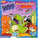 Rugrats Adventure Game (PC)