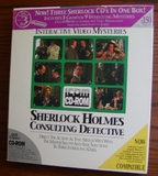 Sherlock Holmes: Consulting Detective Vol. 1, 2, and 3 (PC)