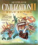 Sid Meier's Civilization II -- Multiplayer Gold Edition (PC)