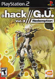 .hack//G.U. Vol. 3//Redemption (PlayStation 2)