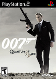 007: Quantum of Solace (PlayStation 2)