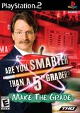 Are You Smarter than a 5th Grader? Make the Grade (PlayStation 2)