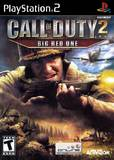 Call of Duty 2: Big Red One (PlayStation 2)