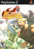 Capcom Fighting Evolution (PlayStation 2)