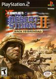 Conflict: Desert Storm II: Back to Baghdad (PlayStation 2)